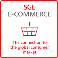 SGL E-Commerce, Log in